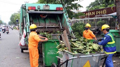 Hanoi suffers from lacklustre waste management