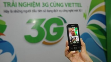Viettel wants to cut mobile fees, maintain 3G charges