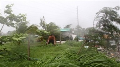 Typhoon forecast to hit northeastern Vietnam on July 19