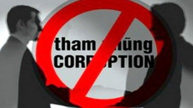 Nation vows to fight corruption