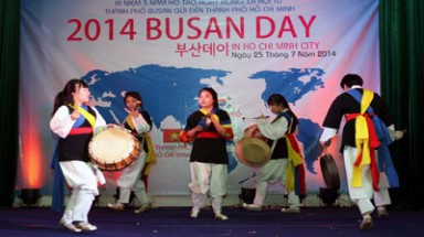 Ho Chi Minh City hosts Busan Day