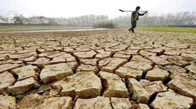 Drought & hot weather still hits central southern region