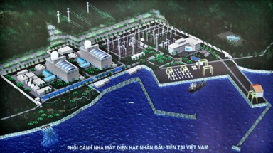 Changes to Ninh Thuan nuclear power plants construction