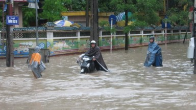 Northern Vietnam to suffer week-long rainstorm with likely flash floods