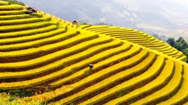 Lao Cai ranked in top 10 world's most beautiful places
