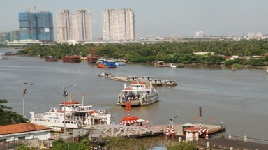 First river bus routes proposed in HCM City
