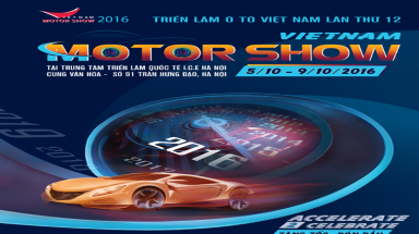Vietnam Motor Show 2016: Accelerate to Celebrate
