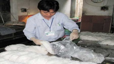 HCM City fines noodle makers for using banned chemicals