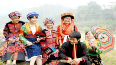 Special fairs on the Ha Giang Stone Plateau
