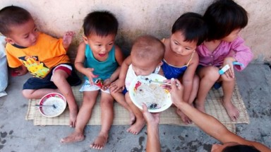 Vietnam has 2.2mn malnourished children