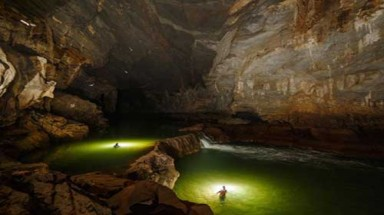 Tu Lan cave tour offers glimpse into mystical underground world