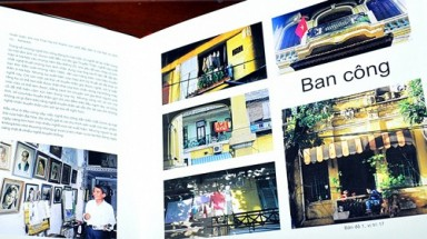World Bank expert expresses love of Vietnam capital in pictorial book