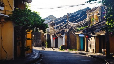 Hoi An glows in the sunshine