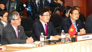 VN to attend key ASEAN meetings
