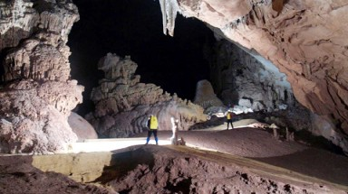 Son Doong Cave one of global tourist attractions in 20 years