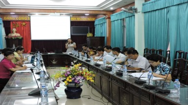 Network of Vietnamese NGOs/CSOs and Climate Change in Red River Delta region officially launched