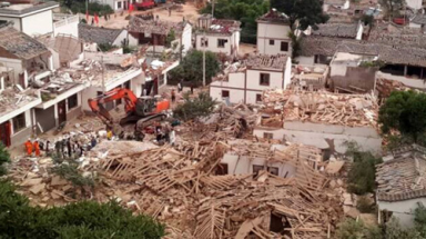 At least 175 dead in southwest China quake