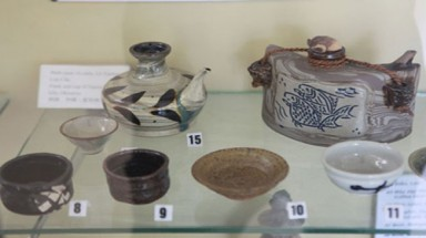 Ceramics museum offers trip through local pottery history