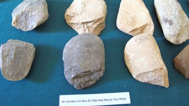 20-millennia-old tools found in karst plateau in Vietnam