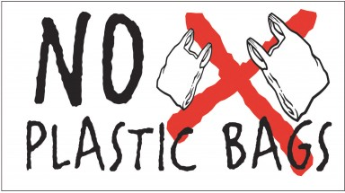 Island says 'no' to plastic bags