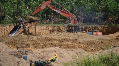 Quang Nam suffers effects of illegal gold exploitation