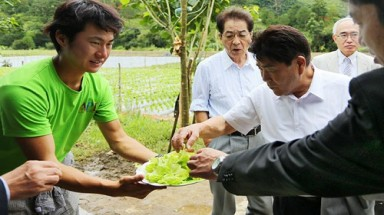 Vietnam's vegetable granary will be Asian hub for green produce: Japanese officials