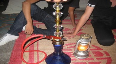 It's trendy to smoke shisha in Vietnam
