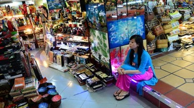 Vendors at Tax trade center in shock