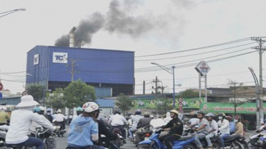 HCM City air pollution causes major health problems