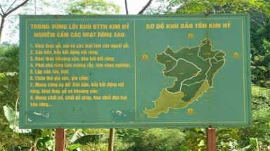 Kim Hy Park under threat in Bac Kan