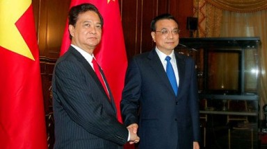 Vietnam, China pledge to address and control maritime differences