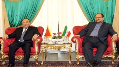 VN, Iran step up bilateral links