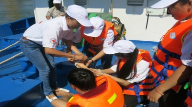 GERMANY SUPPORTS VIET NAM IN DISASTER PREPAREDNESS AND RESPOND CAPACITY DEVELOPMENT