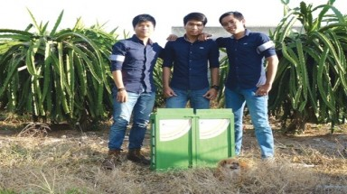 "The ""biological wastebasket"" for farmers"