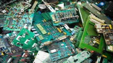 Electronic firms to manage e-waste