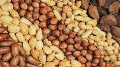 Eating nuts makes people live longer: study