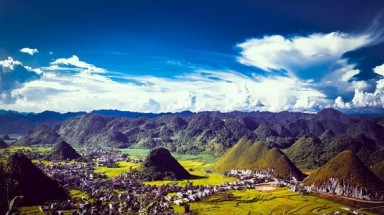 Ha Giang's wonderful beauty through the lens of travellers