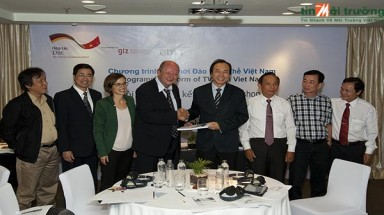 GDVT AND GIZ ORGANISE FINAL WORKSHOP FOR TECHNICAL COOPERATION OF PROGRAMME VOCATIONAL TRAINING 2008