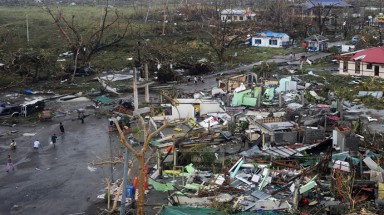 Learning from Typhoon Haiyan: Asian governments failing to respond to climate change