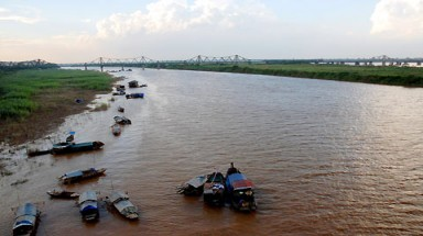 Water resources and river basins in Vietnam