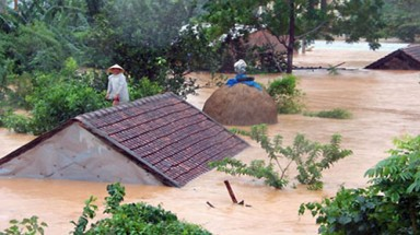 Mobile phone technology help cope with natural disasters