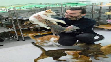 Frenchman's call for animal protection