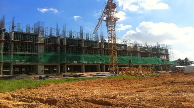 Heavy fine for investors to sale land without plot-division permission