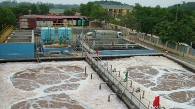 Hanoi: Preparing to start projects of industrial wastewater treatment