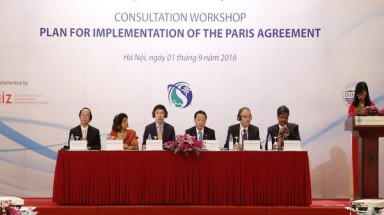 Viet Nam ratifies Paris Agreement