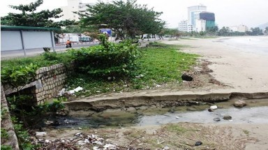 Pollution threatens Nha Trang Bay