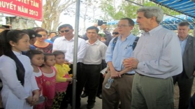 US to assist Vietnam in climate change adaptation