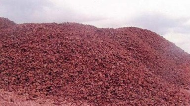 Has iron ore been smuggled across the border?
